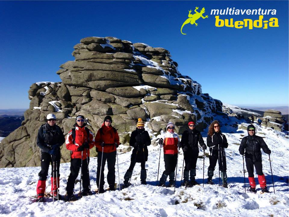 Monta a y aventura asociaci n empresas de turismo activo for Oficina turismo cercedilla